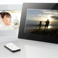Get Digital Through Electronic Picture Frame